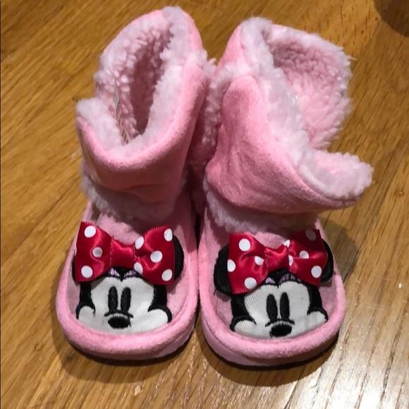Disney Shoes | Minnie Mouse Baby | Poshmark